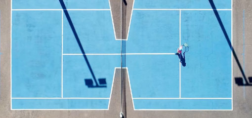 Half Court Tennis U Pirellu