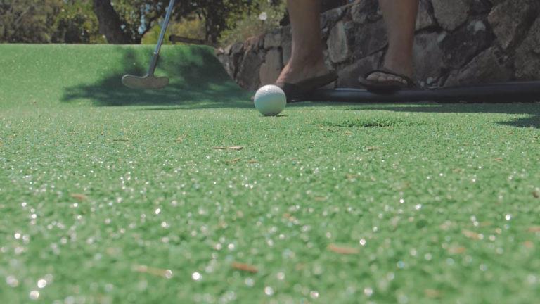 Trou Mini Golf