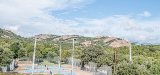 Environnement Tennis