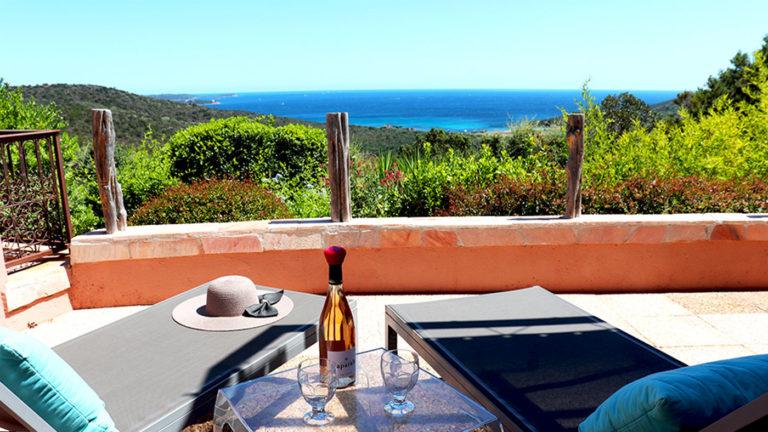 Villa standing 2/6 personnes Corse du sud